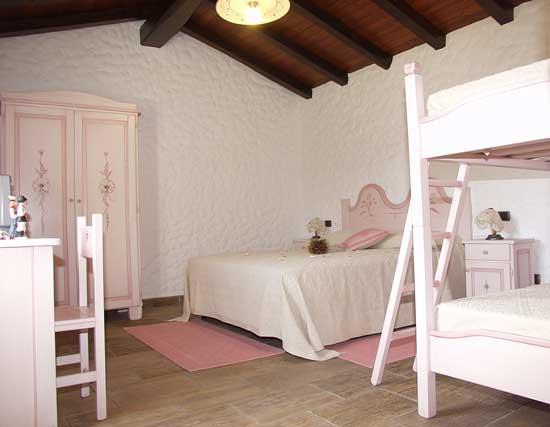 Camera Letto Rosa : Camera letto rosa